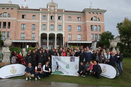 El CadAm de la APEI confirma a las nuevas estrellas del golf