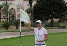 Gran victoria de Carlota Ciganda en el Murcia Ladies Open