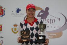 Raquel Carriedo gana la Final del Banesto Tour en Villaitana