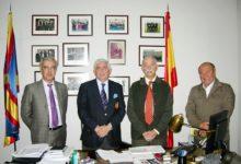 Convenio de Colaboración entre la RFEG y la Asociación de Voluntarios de Golf