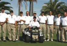 El equipo de Golf Adaptado español afronta su mayor reto, la Copa de Naciones