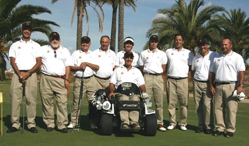 España finaliza cuarta en la Copa de las Naciones de Golf Adaptado