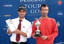 Javier Colomo gana la Gran Final del Peugeot Tour en Zaudín Golf