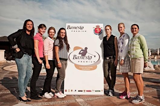 Raquel Carriedo e Isabella Ramsay, favoritas en la Final del Banesto Tour