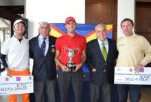 Alfredo García Heredia, nuevo campeón de España de Profesionales
