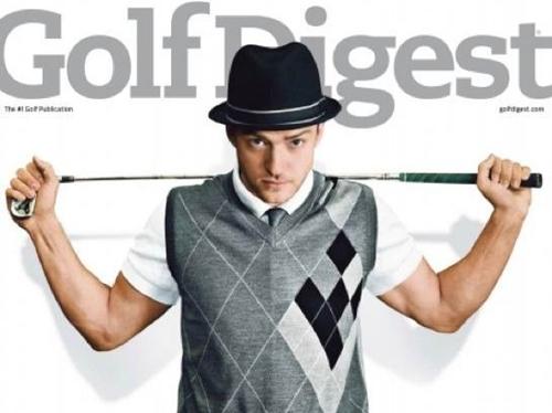 Justin Timberlake, nombrado Director Creativo de Callaway Golf
