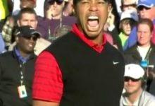 Victoria de Tiger Woods dos años después