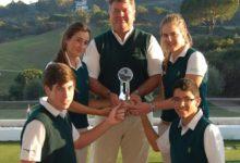 Andalucía vence en La Cala Resort Junior Masters