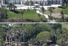 La ex esposa de Tiger Woods arrasa la mansión de 12 millones de dólares
