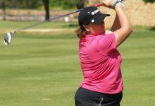 Meg Mallon, capitana del equipo de EEUU de la Solheim Cup 2013