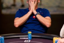 Sergio García, afortunado también en el juego