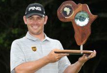 Oosthuitzen, primer Campeón del año revalida su título en el Abierto de África