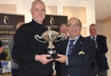 John Ambridge pone acento inglés al Internacional de España Senior Individual