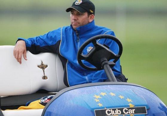 Sergio García, por delante de Tiger Woods y Phil Mickelson en el ránking mundial