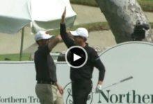 El hoyo en uno de Joe Ogilvie, mejor golpe del día del PGA Tour