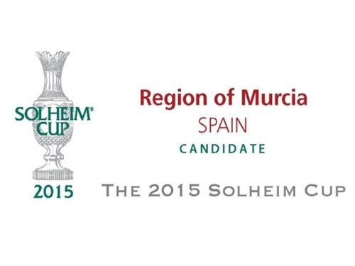 La Solheim Cup  2015 aún podría disputarse en Murcia