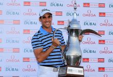 Cabrera-Bello, campeón en Dubai