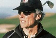 Clint Eastwood se encapricha con el golf en TV