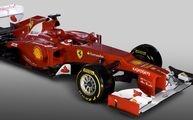 Este es el nuevo Ferrari 2012 de F-1, presentado hoy por la compañía italiana