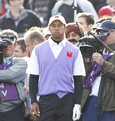 .Tiger Woods