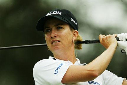 La australiana Karrie Webb logró en Tailandia su primer hoyo en uno en el LPGA Tour
