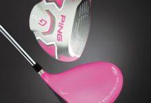 Ping dona 300 $ por los 'pink driver' de Bubba