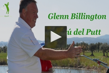 VÍDEO: Aprender mirando con Glenn Billington, reconocido gurú del putt