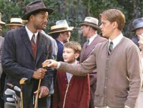 Fotograma de la película 'La Leyenda de Bagger Vance'