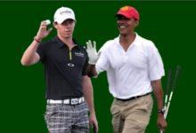 """McIlroy revisará el """"swing"""" de Obama"""