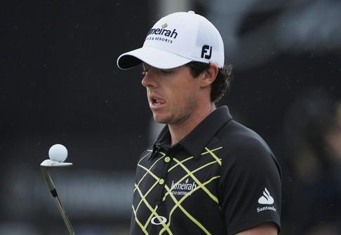 Rory McIlroy lidera el ránking mundial, la FedExcup y la Carrera hacia Dubai. Foto:worldgolfchampionship.com