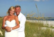Darren Clarke feliz en su nuevo matrimonio