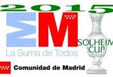 La Solheim Cup 2015 vira hacia Madrid