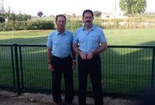 Foressos Golf acogió el Dobles Senior de la CV
