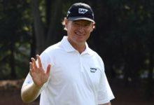 Els pide perdón por su lenguaje en el PGA