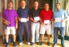 Campeones del II Trofeo Golf USA en Foressos Golf