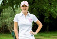 Mireia Prat entró en los boxes de 'Ocho Golf'