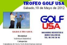 Foressos acoge el Trofeo Golf USA (19 de mayo)