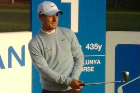 Javi Colomo acabó su sueño coreano en el quinto lugar
