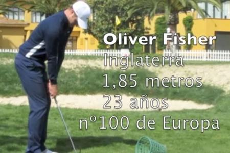 Aprender Mirando con el inglés Oliver Fisher