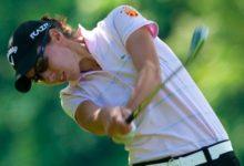 Carlota Ciganda se aleja del título del Open suizo
