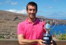 De la Riva, a la tercera fue la vencida, ganó el Challenge de La Gomera