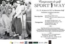 22 y 23 de Junio, Trofeo Sport Way en Foressos (Valencia)