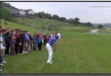 VÍDEO: Resumen y mejor golpe de la 3ª ronda en Gales (Ross Fisher)