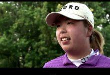 Feng logra el 1er. triunfo de una china en el LPGA Tour