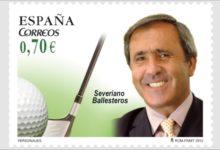 Correos presenta el viernes el sello homenaje a Seve