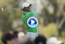 VÍDEO US Open: Los momentos destacados de los 75 frustrantes golpes de Tiger en la 3ª ronda