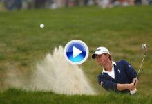 VÍDEO: Los mejores golpes del final del US Open. Webb Simpson, el protagonista