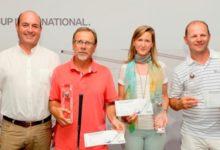 Éxito absoluto de la BMW Golf Cup en Foressos
