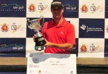 Javi Colomo se corona campeón de España