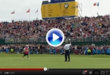 VÍDEO: Els gana el Abierto Británico en un mal tramo final de Scott y una mala ronda de Woods